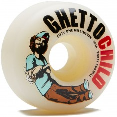 Ghetto Child T-Puds OG Skateboard Wheels - 51mm
