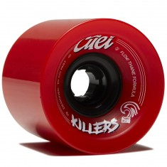 Cuei Killers Race Longboard Wheels - 74mm 80a