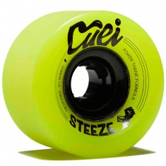 Cuei Steeze Freeride Longboard Wheels - 70mm 75a