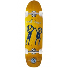 "Earthwing Hope 34"" Longboard Complete - Yellow"