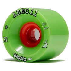 Abec11 BigZig HD Longboard Wheels - 75mm 77a