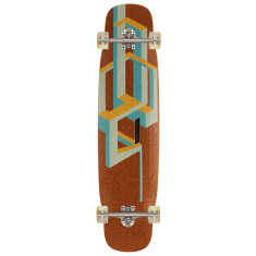 Loaded Basalt Tesseract Longboard Complete - Mango