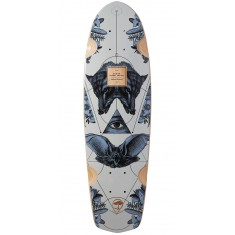 Arbor Bamboo Pocket Rocket Skateboard Cruiser Deck