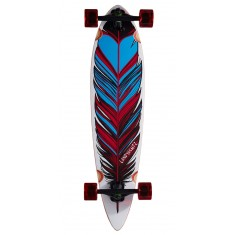 Landyachtz Maple Chief Feather Longboard Complete
