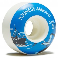 SML Nautical Series Youness Amrani OG Wide Skateboard Wheels - 51mm