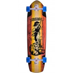 Subsonic Shadow 37 Longboard Complete