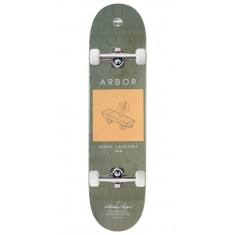 Arbor Whiskey Team Skateboard Complete - 7.75""