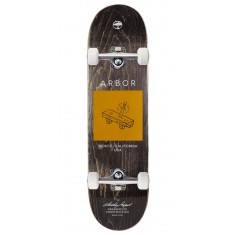 Arbor Whiskey Team Skateboard Complete - 8.50""