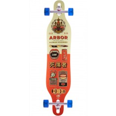Arbor Artist Collection Axis GT Longboard Complete - 40""