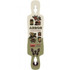 Arbor Artist Collection Catalyst GT Longboard Deck - 40""
