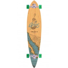 "Arbor Timeless 42"" Groundswell Longboard Complete - 2017"