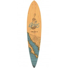 "Arbor Timeless 42"" Groundswell Longboard Deck - 2017"