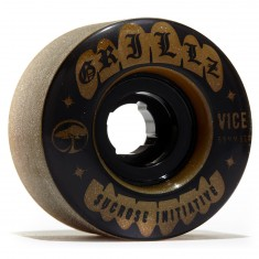 Arbor Vice Grillz Longboard Wheels - 69mm 80a