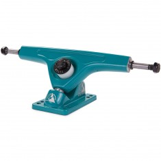 Atlas Truck Co. Longboard Trucks - Turquoise 180mm