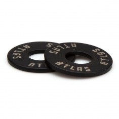 Atlas Standard Washers - Black
