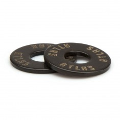 Atlas Standard Washers - Dark Gray
