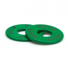 Atlas Standard Washers - Green