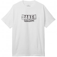 Baker Blurgo T-Shirt - White