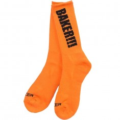 Baker Screamer Socks - Orange