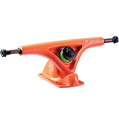 Bear Grizzly Gen 5 Longboard Trucks - Atomic Orange - 181mm 52 Degrees
