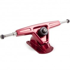 Bear Precision Grizzly CNC Longboard Trucks - Cardinal Red