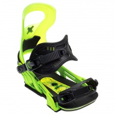 Bent Metal Logic Snowboard Bindings 2018 - Green