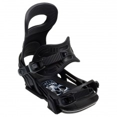 Bent Metal Transfer Snowboard Bindings 2018 - Black