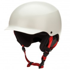 Bern Baker Snowboard Helmet - Satin Light Grey