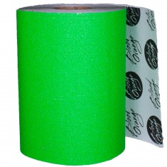 Blood Orange Heavy Duty Grit Griptape Custom Length - Green