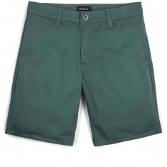 Brixton Carter Relaxed Fit Chino Shorts - Chive