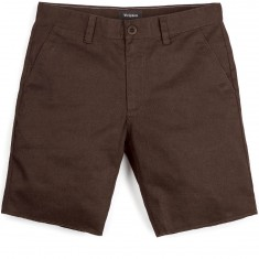 Brixton Toil II Shorts - Brown