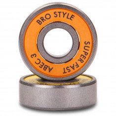 Bro Style Abec 3 Skateboard Bearings