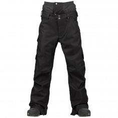 Burton Cargo Mid Snowboard Pants - True Black