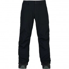 Burton Gore Tex Ballast Snowboard Pants - True Black