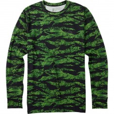 Burton Midweight Crew Snowboard Base Layer Shirt - Colorado Camo