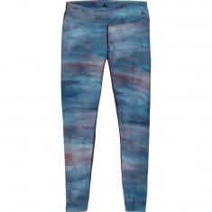 Burton Midweight Pant Womens Snowboard Base Layer - Jaded Sedona