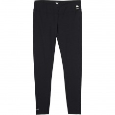 Burton Midweight Pant Womens Snowboard Base Layer - True Black