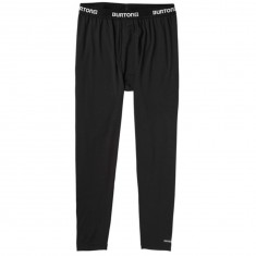 Burton Midweight Snowboard Base Layer Pants - True Black