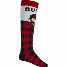 Burton Party Snowboard Socks - Lumberjack