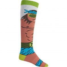 Burton Party Snowboard Socks - Pile Driver
