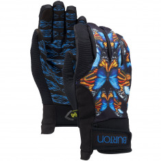 Burton Pipe Womens Snowboard Gloves - Butterflies