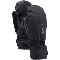 Burton Gore-Tex Womens Mitt Snowboard Gloves - True Black