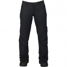 Burton Society Womens Snowboard Pants - True Black
