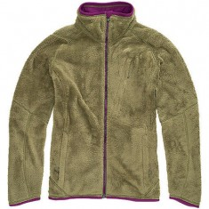 Burton Womens AK Tempest Fleece 2011 - Olive