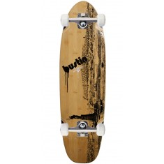 "Bustin Bonsai Mini 29"" Old New York Longboard Complete - 2017"