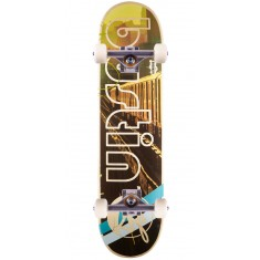 Bustin Pro Skateboard Complete - Train Yard - 8.00""