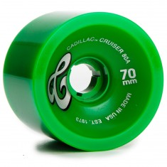Cadillac Cruiser Longboard Wheels - 70mm - 80a