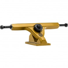 Caliber II Longboard Trucks - Satin Gold 44 Degree