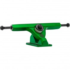 Caliber II Longboard Trucks - Satin Green 44 Degree