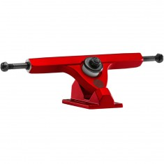 Caliber II Longboard Trucks - Satin Red Rum 44 Degree
